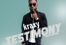 Kraxy - Testimony (Prod by DatBeatGod)