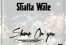 Shatta Wale - Shame On You (Tic Tac Diss) (Prod. by Shawerz Ebiem)