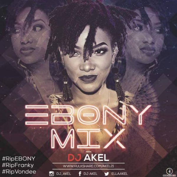 DJ Akel - Ebony Mix