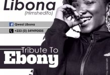 Libona - Tribute To Ebony