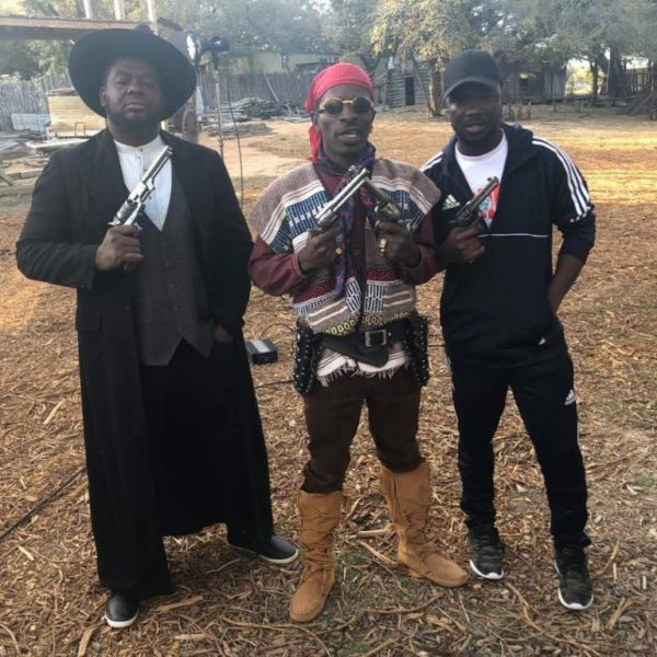 WATCH: Shatta Wale - Gringo (Behind The Scenes)