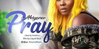 Akiyana - Pray (Top Skanka Riddim)