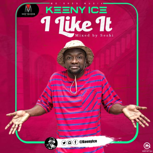 Keeny Ice - I Like It