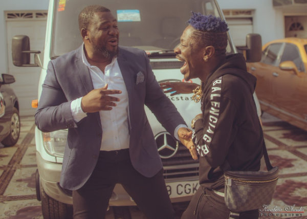 Bulldog Clarifies Why Samini And Stonebwoy Were Denied Entry To Shatta Wale's Concert