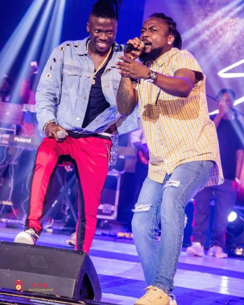 Samini And Stonebwoy 'Attack' Shatta Wale