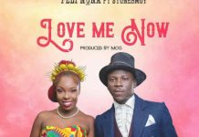 Feli Nuna - Love Me Now (Feat. Stonebwoy) (Prod. by M.O.G)
