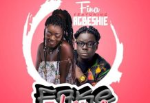 Fina - Fake Love (Feat Agbeshie) (Prod. By SkillisBeatz)