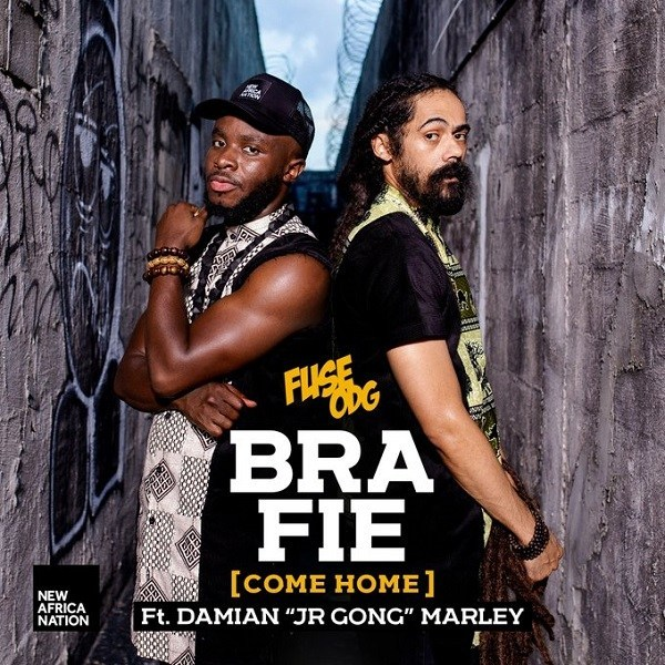 Fuse ODG - Bra Fie (feat Damian Marley)