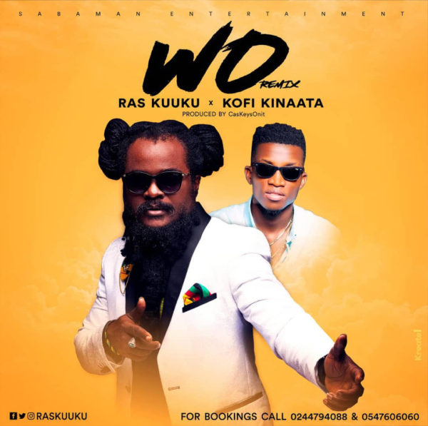 Ras Kuuku's Wo Remix Features Kofi Kinaata; Drops On November 15
