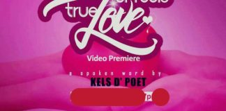 Spoken Word Video Kels D'Poet- A True Love Or Fools Love