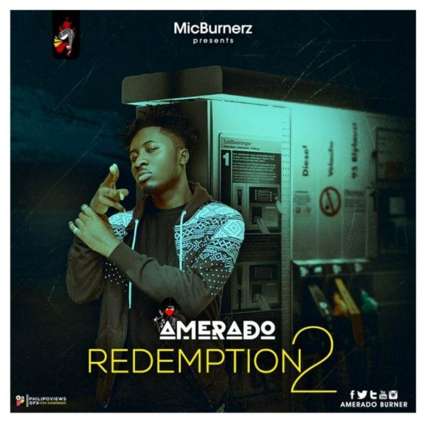 Amerado - Redemption Freestyle