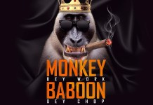 Captain Planet (4X4) - Monkey Dey Work Baboon Dey Chop (Feat. Joy B) (Prod By Masta Garzy)