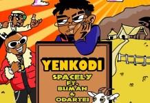 Spacely - Yenkodie (feat. BU x Odartei) (Prod.By Eargasm)