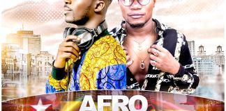 Dj Quest & Dj Foog - Afro Connect Mix