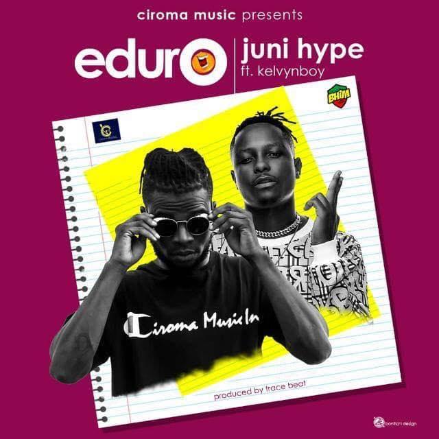 Juni Hype - Eduro (Feat. Kelvynboy) (Official Video)