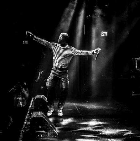 Darkovibes Thrills Fans At ''Afrobeats To The World'' Concert In New York