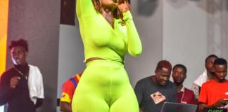 Wendy Shay Crowned Queen At The Night At CommonWealth Artiste Night