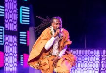 Samini's Historic Performance At VGMA @ 20 #VGMA20