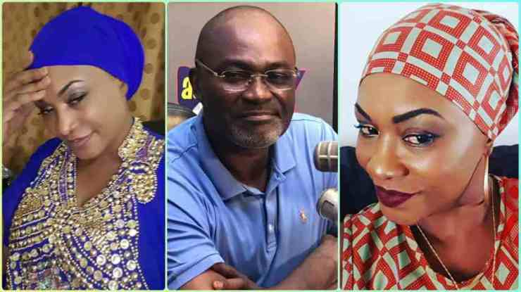 I don't want your dirty money' – Moira Dawson-Williams to Kennedy Agyapong as she curses on him – Ghanaquest!