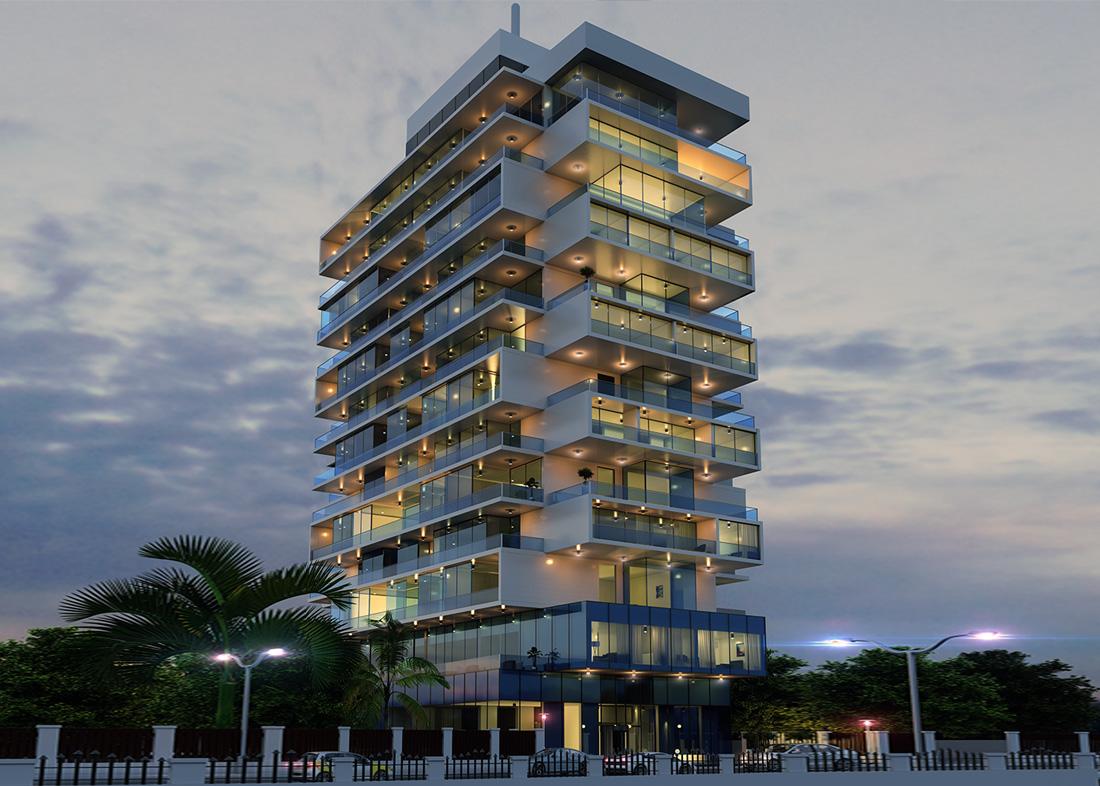 NO1 OXFORD STREET  Wonda World Estate  Ghana Real Estate Developers