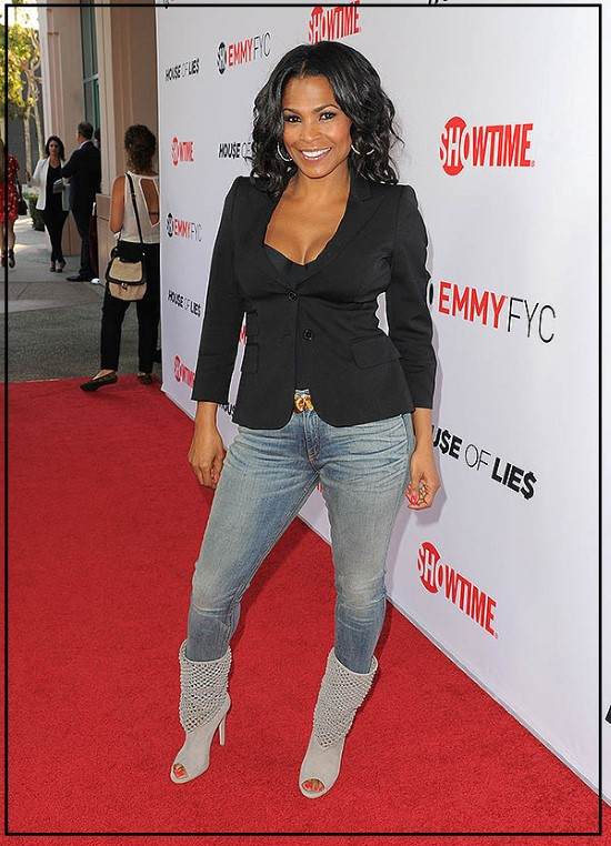 """Screening And Panel Discussion With Showtime's """"Hou$e Of Lie$"""" - Red Carpet"""