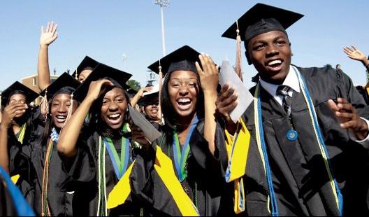 black_students_graduating