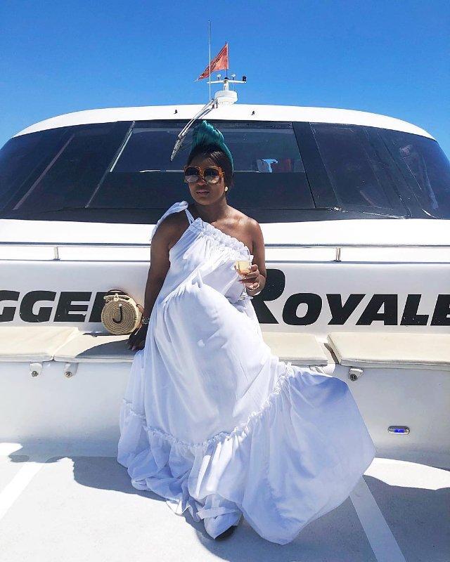 Jackie Appiah luxury