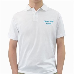 Custom cotton polo t shirt