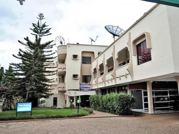 Eusbett Hotel Sunyani Ghana