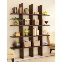 Living Room Bookcase Idea