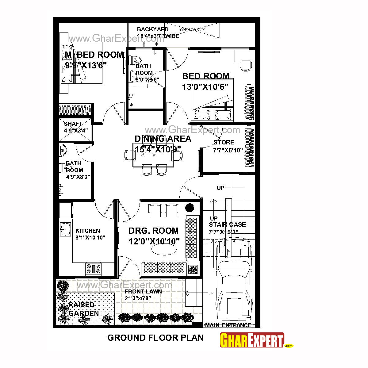 house plan for 30
