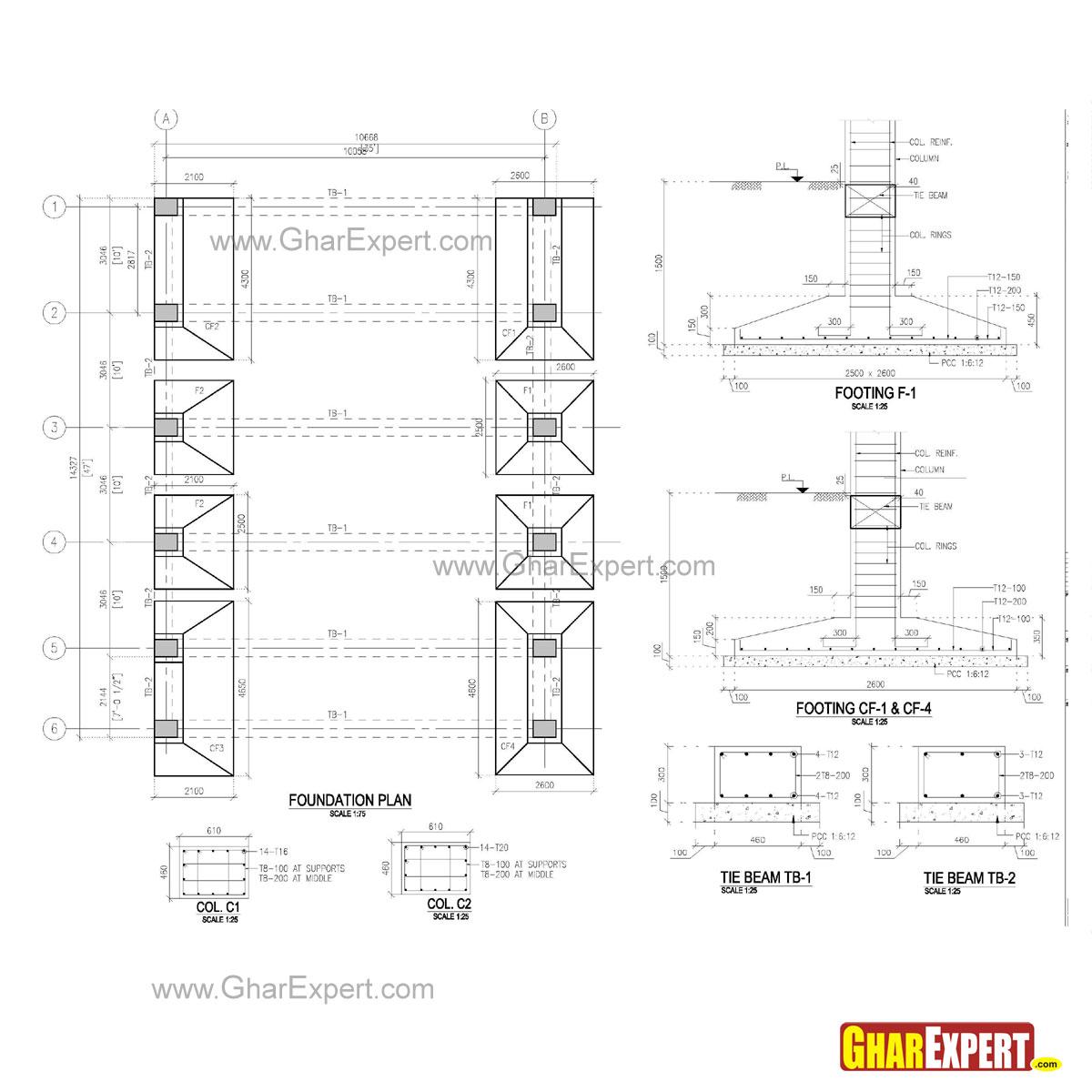Bels 30x60 Pole Barn Blueprints