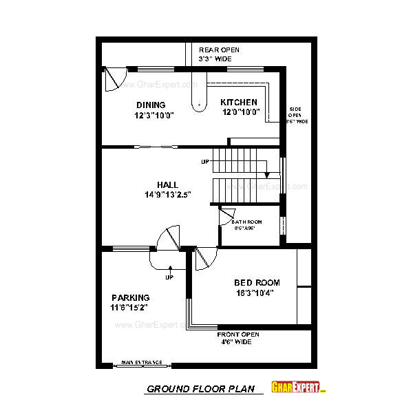 house plan for 33