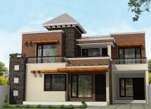 House Front Exterior Elevation Design