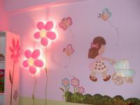 Kids room wall art - GharExpert