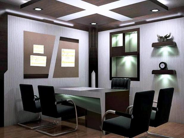 Office Room False Ceiling Design | www.Gradschoolfairs.com