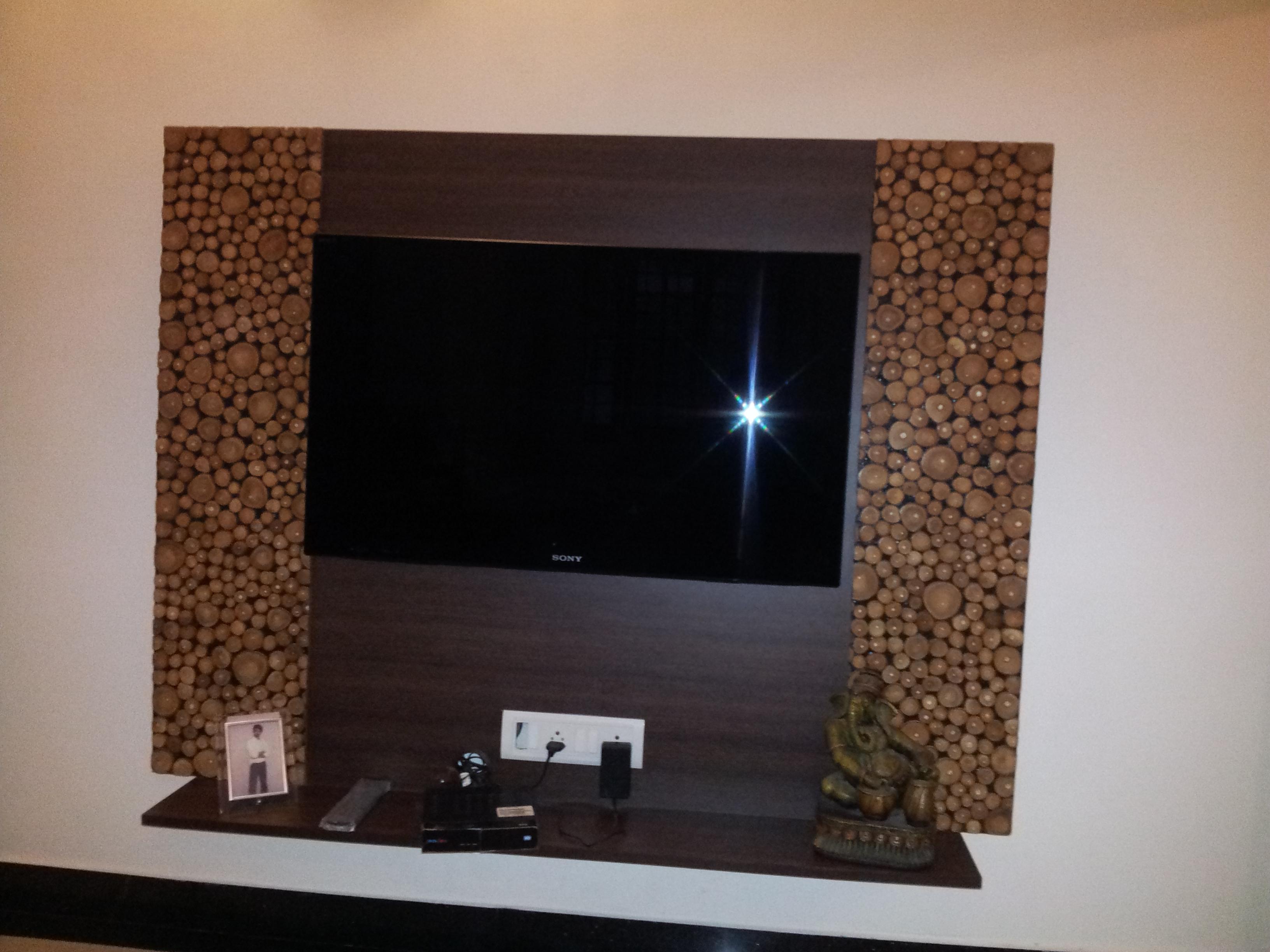 Led Tv Wall Furniture Design   Getpaidforphotos.com