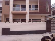 House Boundary Wall Design