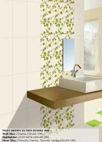 wash basin tile - GharExpert