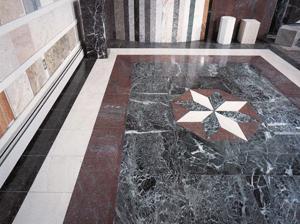 Granite Floor Pattern  GharExpert