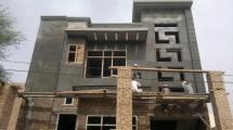 Front House Elevation Design