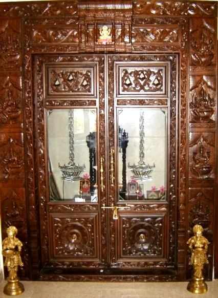 Top 9 Pooja Room Door Designs Styles At Life