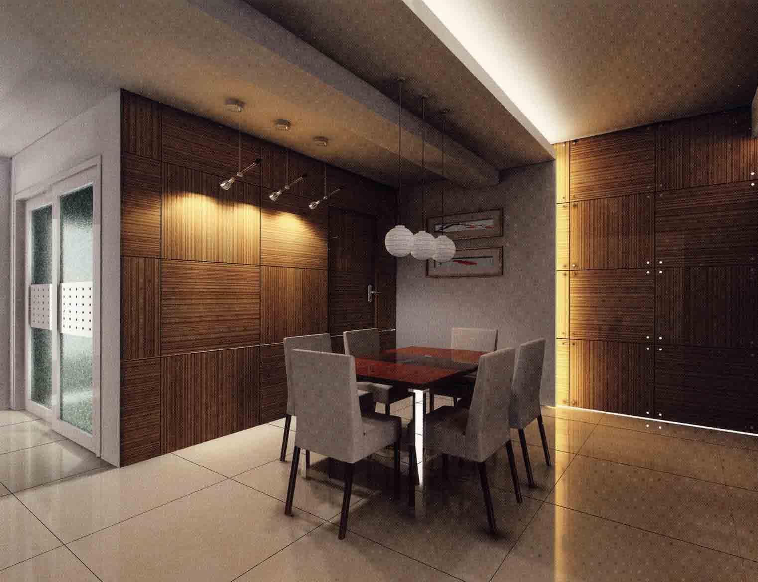 POP Ceiling Design For Dining Room GharExpert