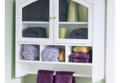 Amazon Bathroom Towel Cabinet