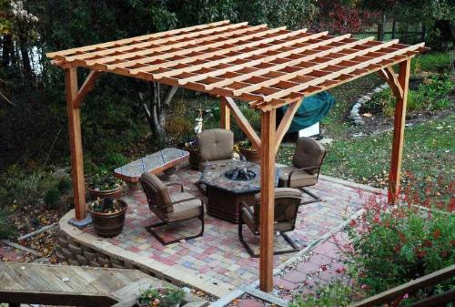 Pergola Itself Garden Design Ideas Interior Design Ideas What Is A