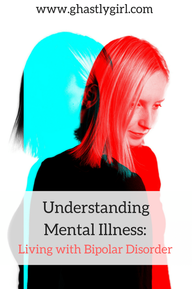 In our understanding mental illness series we talk about symptoms, treatments, and coping skills for those living with bipolar disorder or caring for someone who has bipolar disorder #mentalhealth #mentalillness #bipolardisorder