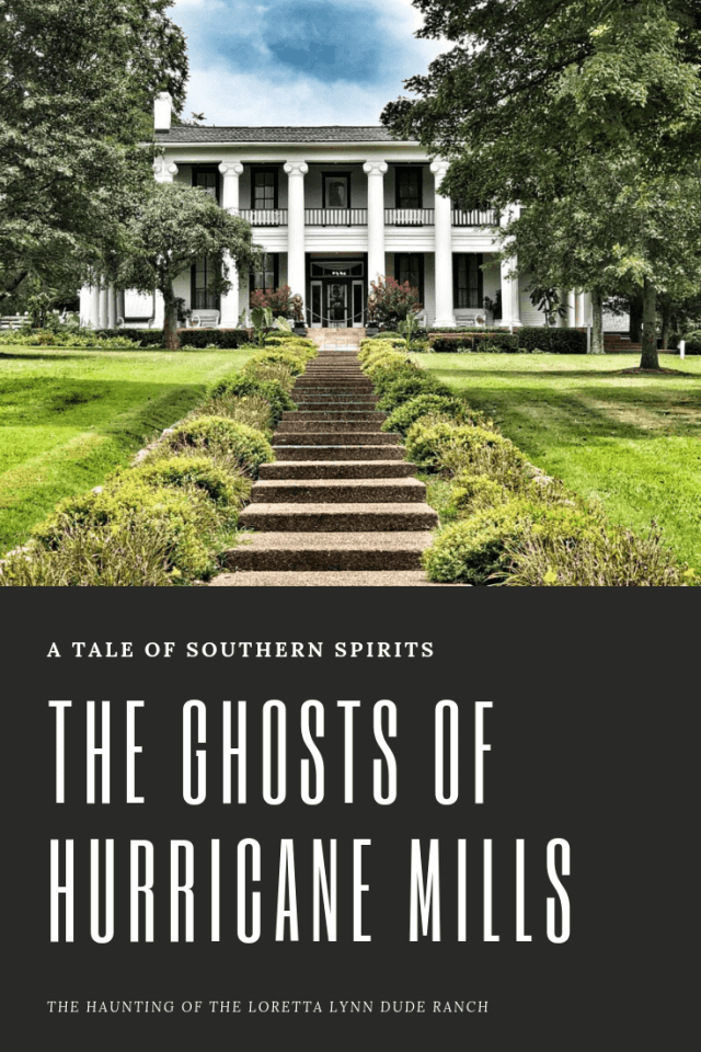 A look at the haunting of Loretta Lynn's Dude Ranch in Hurricane Mills Tennessee. #paranormal #ghosts #haunting #truehaunting
