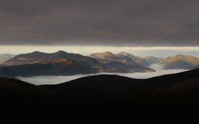 """Mike Davidson """"The Scottish Landscape"""" Exhibition"""