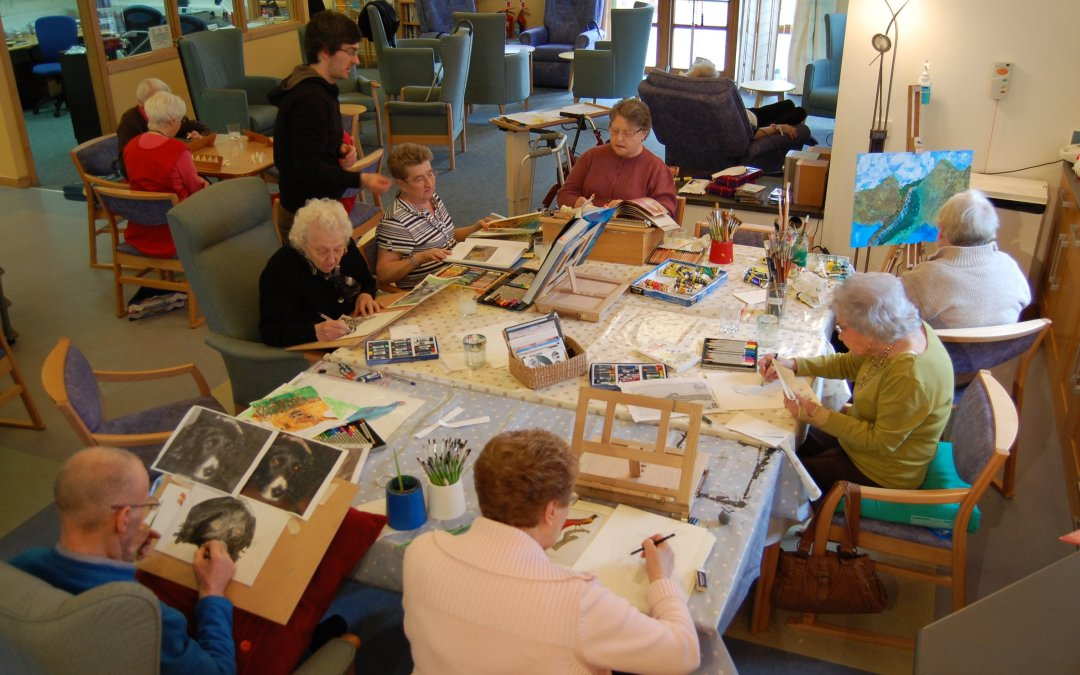 Roxburghe House Artroom