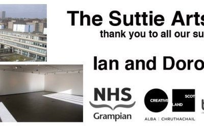 The Suttie Arts Space Supporters